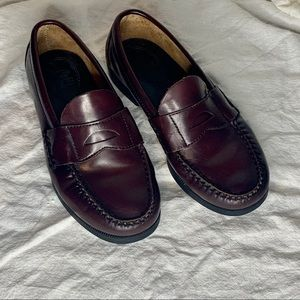 Sperry TopSider | Newport Penny Loafers Burgundy